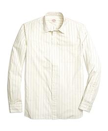 Thin Stripe Sport Shirt