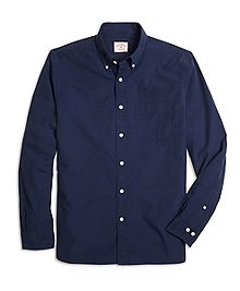 End-on-End Solid Sport Shirt