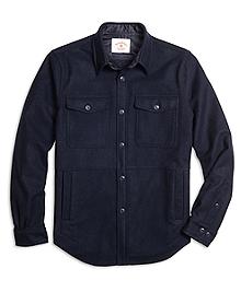 Wool Shirt Jacket