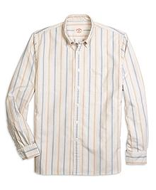 Multistripe Sport Shirt