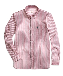 Red Stripe Sport Shirt
