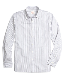 Windowpane Sport Shirt
