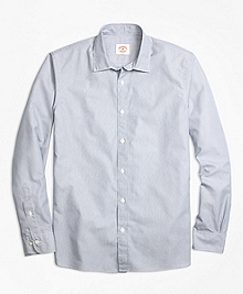 Nine to Nine Mini Stripe Sport Shirt