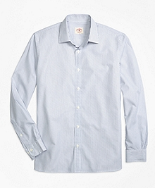 Nine-to-Nine Thin-Stripe Shirt