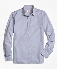 Nine to Nine Mini Checkered Shirt