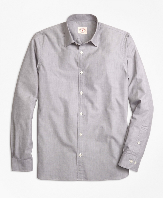 Nine-to-Nine Shirt Dark Grey