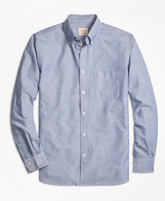 Selvedge Oxford Sport Shirt