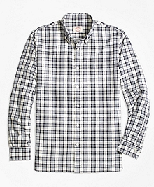 Plaid Sport Shirt