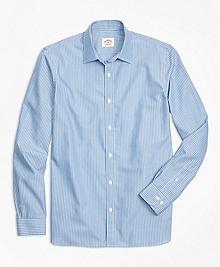 Nine to Nine Framed Stripe Shirt