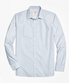 Nine to Nine Thin-Stripe Shirt