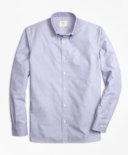 Nine-to-Nine Cotton Poplin Shirt