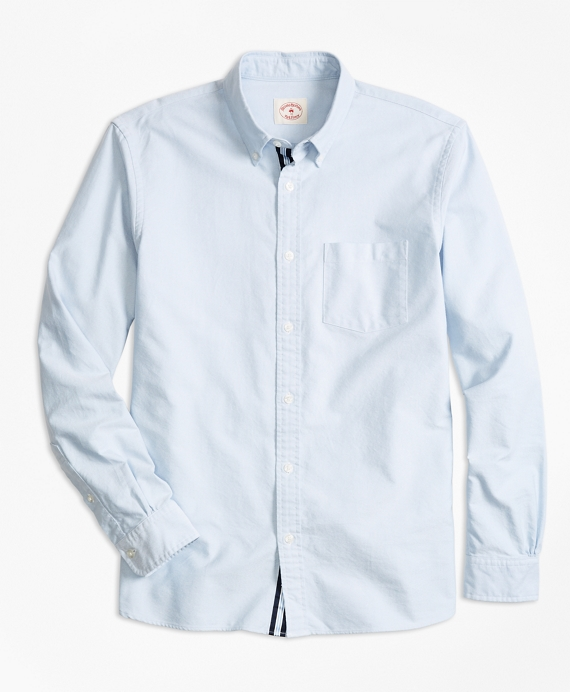 Supima® Cotton Oxford Sport Shirt