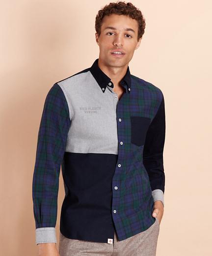 Plaid Flannel Fun Shirt