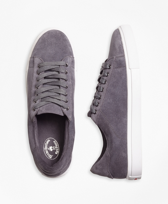 Suede Sneakers Grey