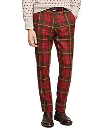 Tartan Trousers