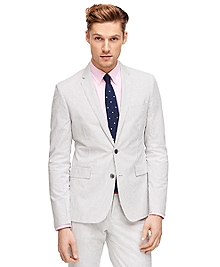 Seersucker Suit Jacket
