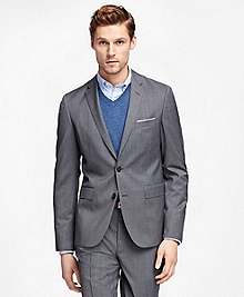Micro Check Suit Jacket