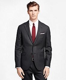 Chalk Stripe Suit Jacket
