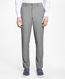 Sharkskin Suit Trousers
