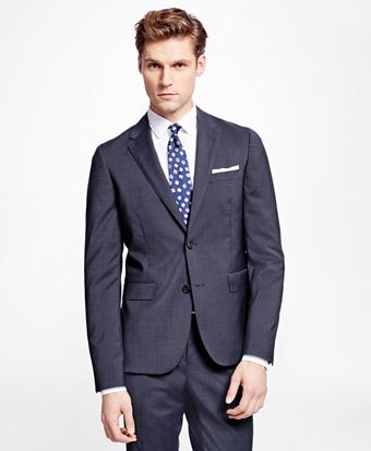 Mini Check Suit Jacket