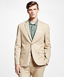 Twill Suit Jacket