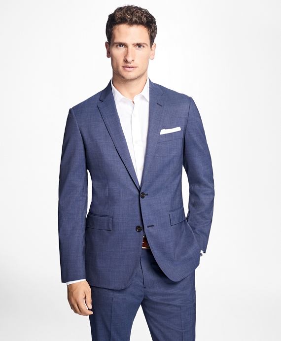 Stretch-Wool Suit Jacket