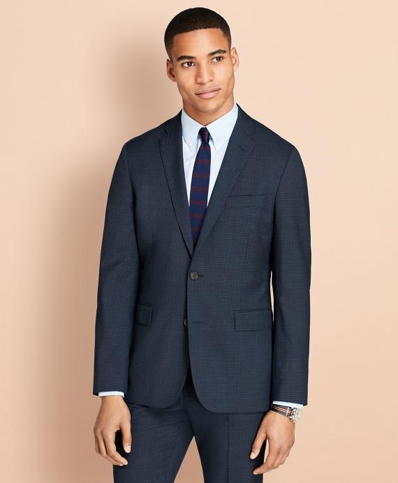 Parquet Wool Suit Jacket