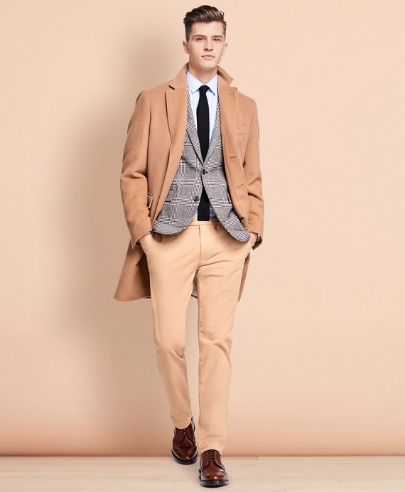 Topcoat Camel