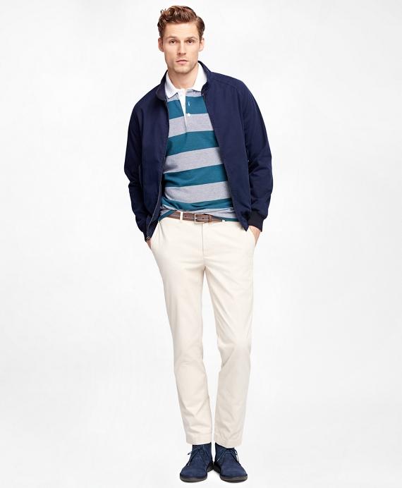 Cotton Zip-Front Jacket