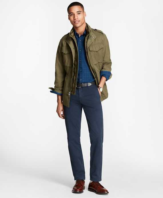 Three-In-One Field Jacket Olive