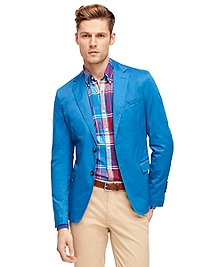 Cotton Twill Sport Coat