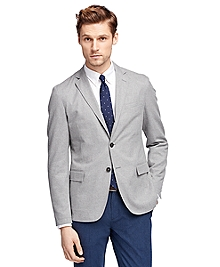 Three-Button Sport Coat
