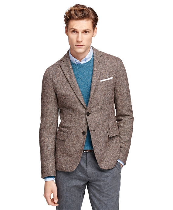 Donegal Sport Coat Brown