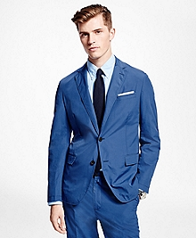 Garment Washed Sport Coat
