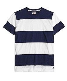 Wide Stripe Tee Shirt