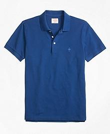 Solid Pique Polo Shirt