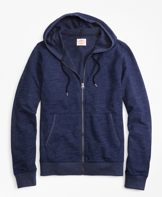 Indigo French Terry Hoodie