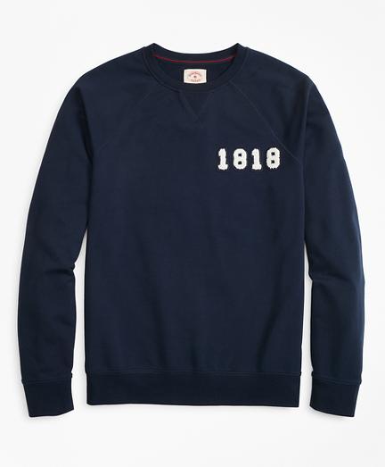French Terry 1818 Crewneck Sweatshirt