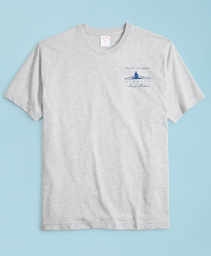 Head Of The Charles® Regatta Cotton T-Shirt