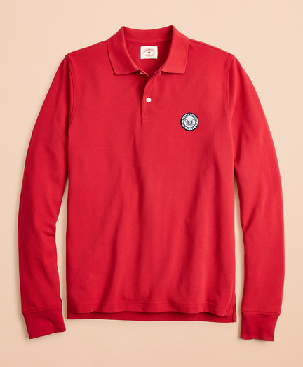 Year of the Rat Long-Sleeve Polo
