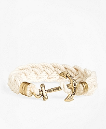 Kiel James Patrick Braided Bracelet