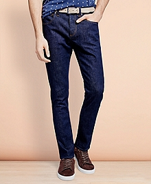 116 Slim Fit Denim Jeans