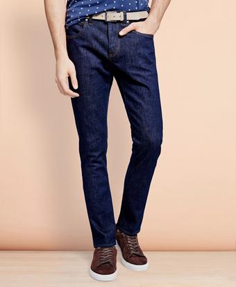 116 Slim Fit Denim Jeans