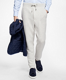 Slim-Fit French Terry Sweatpants
