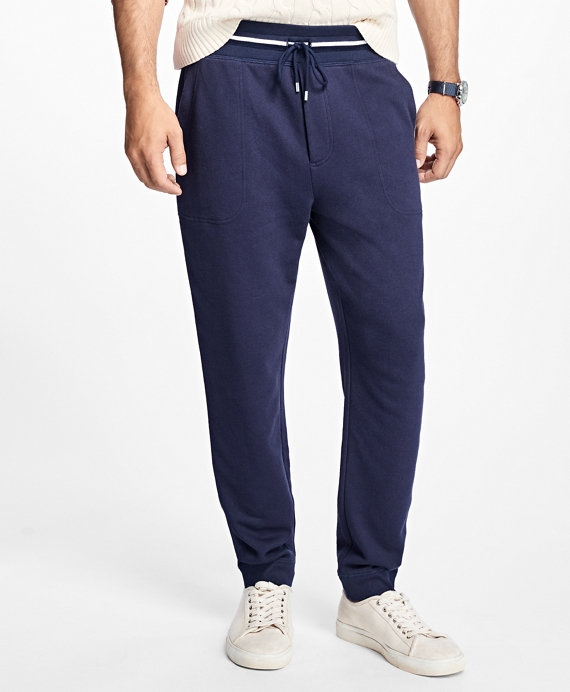 Terry Sweatpants Navy