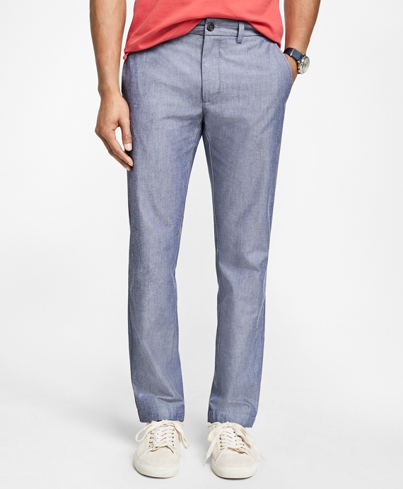 Broken Twill Stretch Chinos