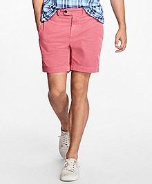 Garment-Dyed Pinwale Corduroy Shorts