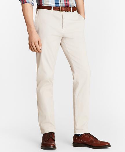 Slim-Fit Bedford Corduroy Chinos
