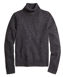 Marled Turtleneck