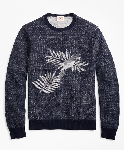 Parrot Crewneck Sweater